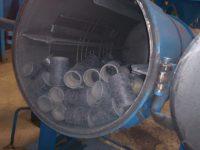 Термодиффузионное цинкование изделий