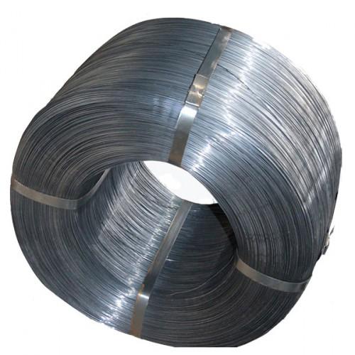 Проволока стальная низкоуглеродистая ГОСТ 3282-74, ТН, оцинкованная, 1.6мм оптом